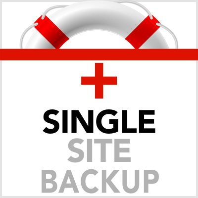 UWP-single-site-backup