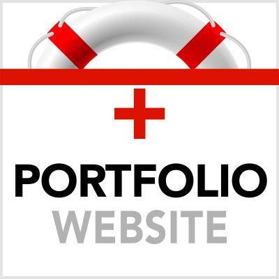 UWP-portfolio-web-site