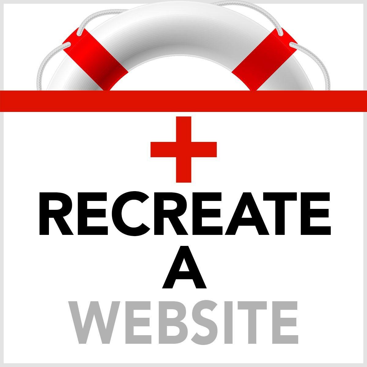 Recreate Your HTML Website in WordPress
