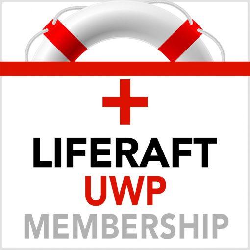 UWP-liferaft-membership